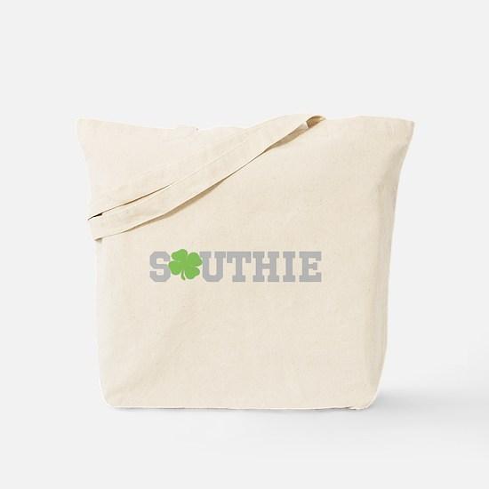 SOUTHIE (SHAMROCK) Tote Bag