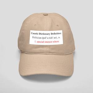 Caustic Dictionary Definition Cap