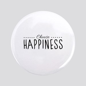 Choose Happiness - Button