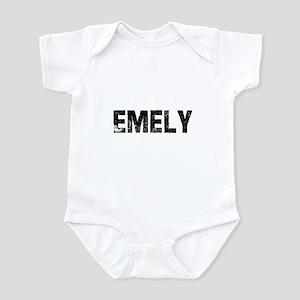 Emely Infant Bodysuit