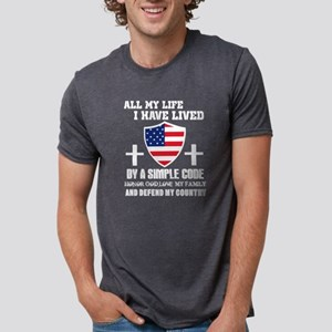 I Love Being An American Veteran T Shirt T-Shirt