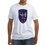 USS FORSTER Fitted T-Shirt