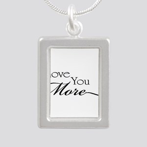 I love you more Necklaces