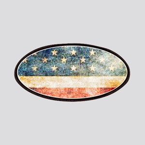 Stars over Stripes Vintage Patch