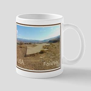 Airmail Arrow Stamp 11 oz Ceramic Mug