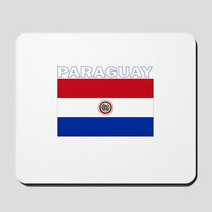 Paraguay Mousepad