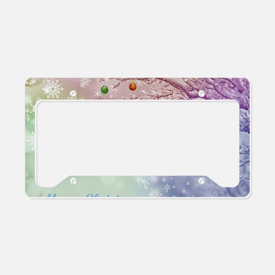 Paganism License Plate Holder