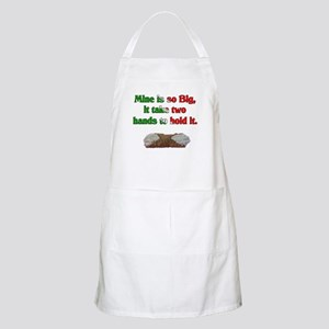 Big Cannoli BBQ Apron