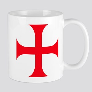 Templar Red Cross Mug