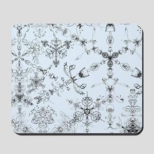 Winter Snow Mousepad