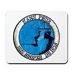 USS HOOPER Mousepad