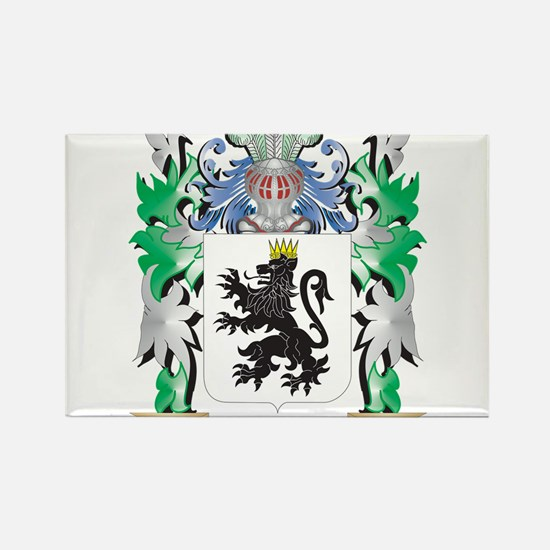Gerald Coat of Arms (Family Crest) Magnets
