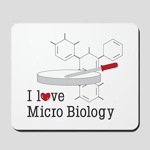 Micro Biology Mousepad