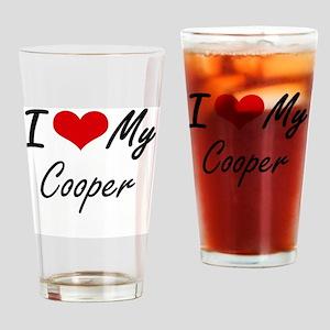 I love my Cooper Drinking Glass