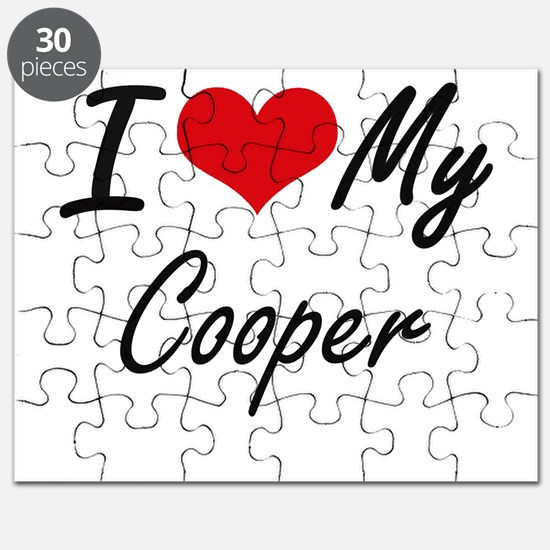 I love my Cooper Puzzle