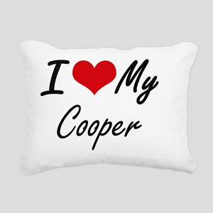 I love my Cooper Rectangular Canvas Pillow
