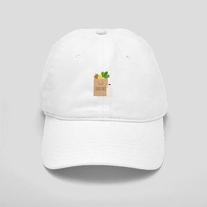 Groceries Baseball Cap