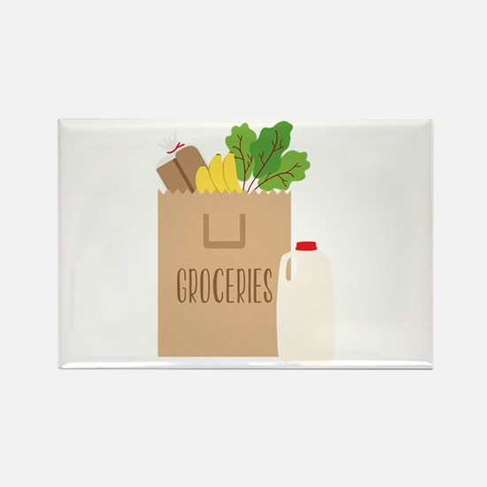 Groceries Magnets
