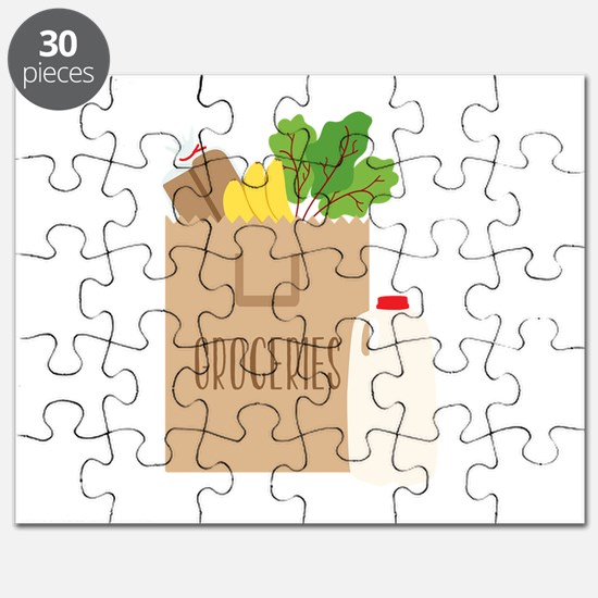 Groceries Puzzle