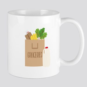 Groceries Mugs