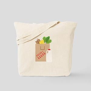 Fresh Local Tote Bag