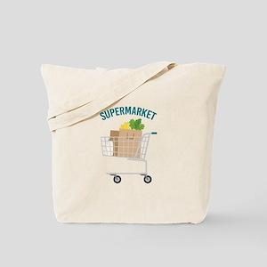 Supermarket Tote Bag