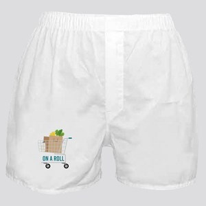 On A Roll Boxer Shorts