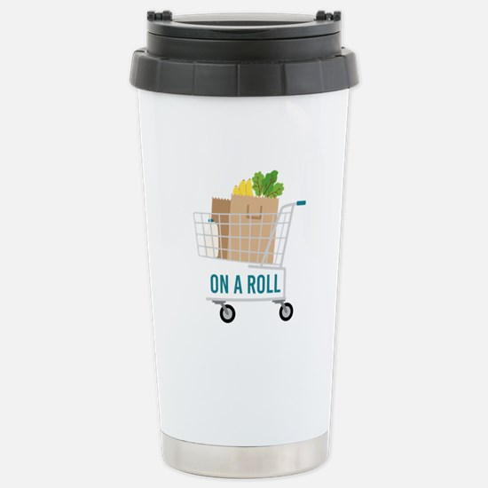 On A Roll Travel Mug