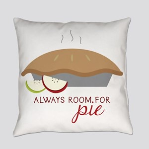 Always Room For Pie Everyday Pillow