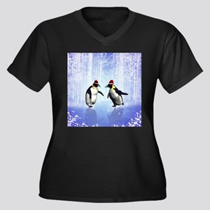Dancing for christmas Plus Size T-Shirt