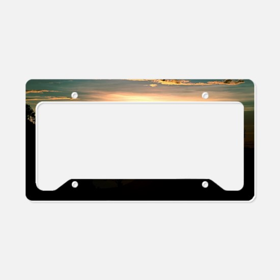 Cool Paganism License Plate Holder