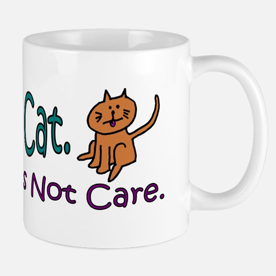 I Love My Cat... Mug
