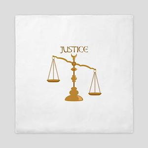 Justice Queen Duvet