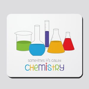 Called Chemistry Mousepad