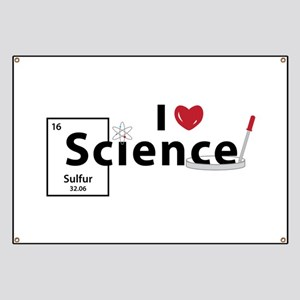 Love Science Banner