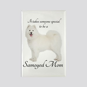 Samoyed Mom Magnets