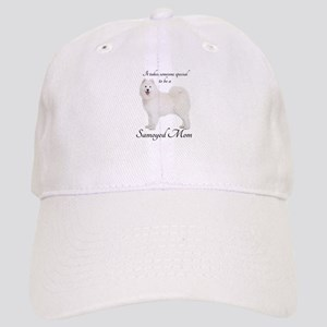 Samoyed Mom Baseball Cap