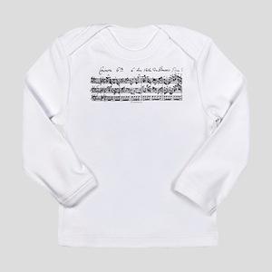 Bach's Brandenburg 6 Concerto Long Sleeve T-Shirt