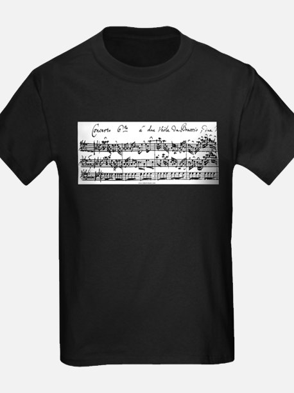 Bach's Brandenburg 6 Concerto T-Shirt
