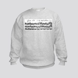 Bach's Brandenburg 6 Concerto Sweatshirt
