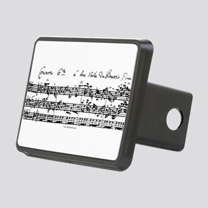 Bach's Brandenburg 6 Concerto Hitch Cover
