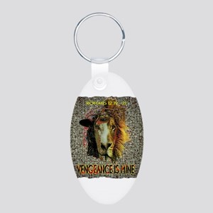 VENGEANCE IS MINE Keychains