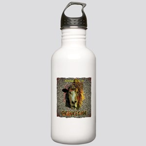 VENGEANCE IS MINE Sports Water Bottle