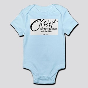 Christ the way the truth and the life Body Suit