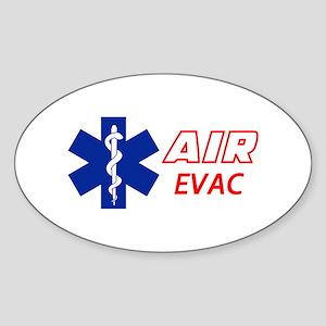 Air Evac Sticker
