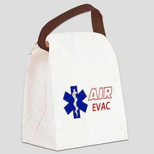 Air Evac Canvas Lunch Bag