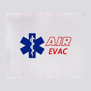 Air Evac Throw Blanket