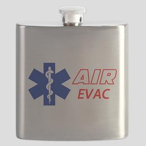 Air Evac Flask