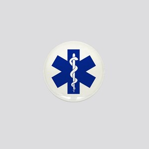 Star Of Life Mini Button
