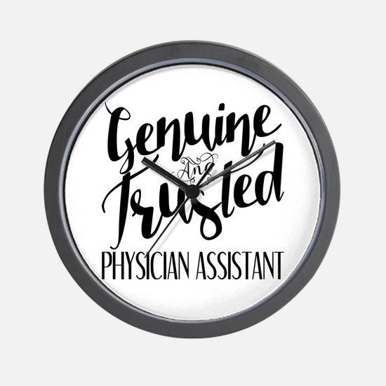 Genuine and Trusted Physician Assistant Wall Clock